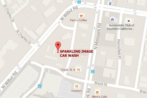 Sparkling Image Car Wash Thousand Oaks